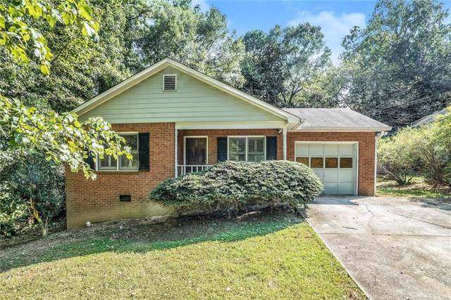 5169 Central Drive, Stone Mountain, GA 30083 (MLS #6616771) :: The Zac Team @ RE/MAX Metro Atlanta