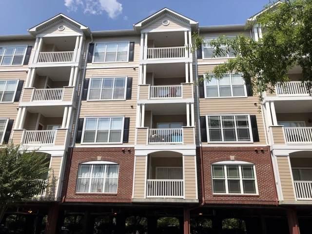 4333 Dunwoody Park #1111, Atlanta, GA 30338 (MLS #6616781) :: Rock River Realty