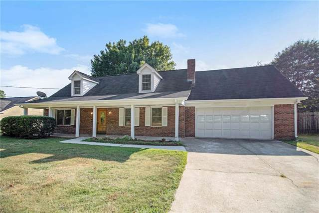 3791 Ebenezer Road, Conyers, GA 30094 (MLS #6616786) :: The Heyl Group at Keller Williams