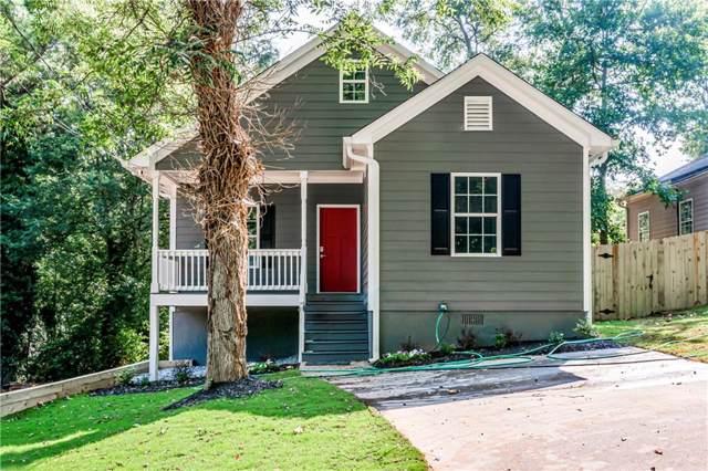1016 Loma Linda Street SW, Atlanta, GA 30310 (MLS #6616797) :: Kennesaw Life Real Estate