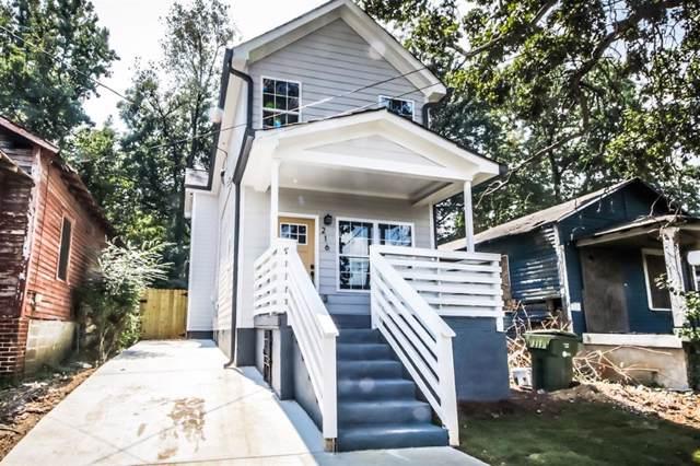 216 Delevan Street SW, Atlanta, GA 30315 (MLS #6616833) :: Kennesaw Life Real Estate
