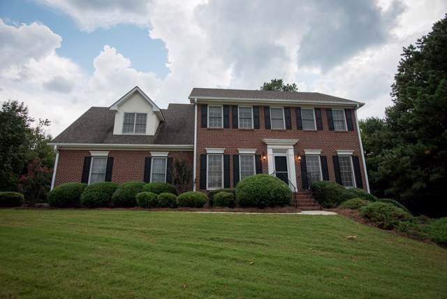 1206 Dover Place SE, Conyers, GA 30013 (MLS #6616861) :: Kennesaw Life Real Estate