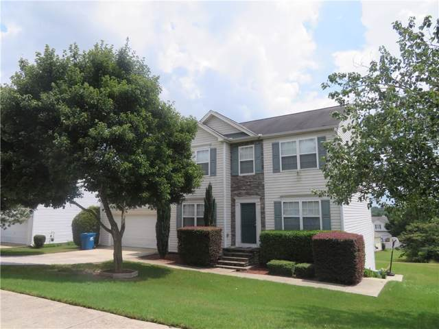 1237 Ivey Pointe Drive, Lawrenceville, GA 30045 (MLS #6616862) :: Kennesaw Life Real Estate