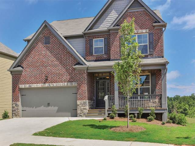 216 Orchard Trail, Holly Springs, GA 30115 (MLS #6616893) :: North Atlanta Home Team