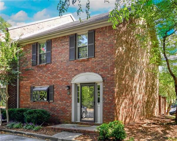 1245 S Ponce De Leon Avenue Ne F #6, Atlanta, GA 30306 (MLS #6616896) :: Path & Post Real Estate