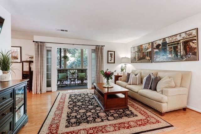1445 Monroe Drive NE C19, Atlanta, GA 30324 (MLS #6616917) :: Path & Post Real Estate
