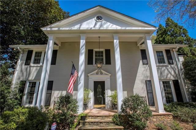 6045 Riverwood Drive, Atlanta, GA 30328 (MLS #6616920) :: North Atlanta Home Team
