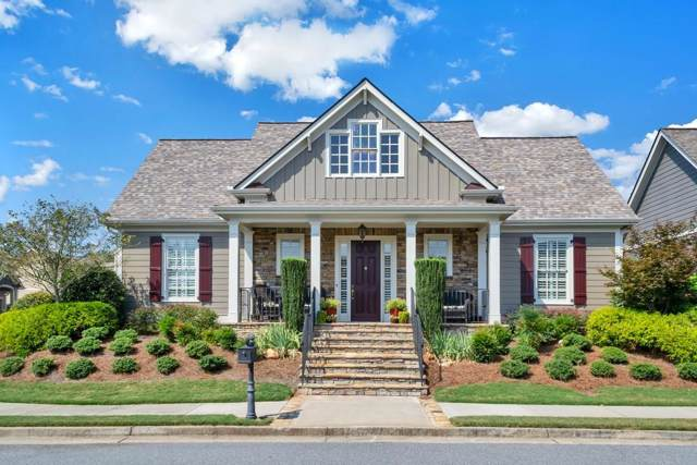 401 Trotter Lane, Woodstock, GA 30189 (MLS #6616934) :: Path & Post Real Estate