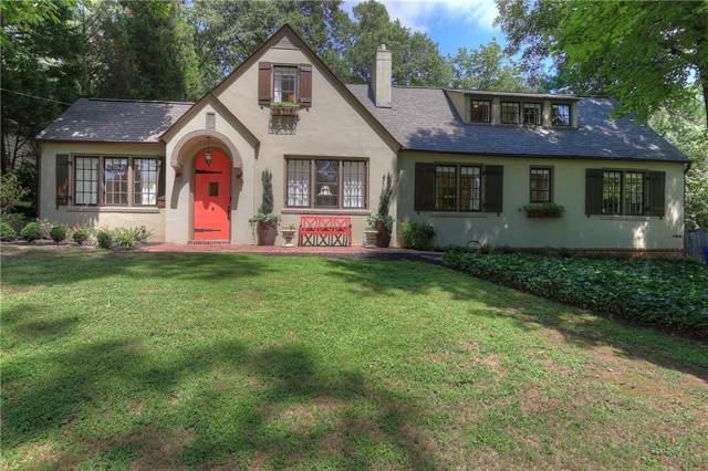 491 Collier Road NW, Atlanta, GA 30318 (MLS #6616935) :: North Atlanta Home Team