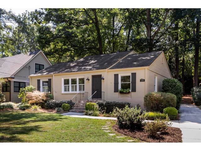 135 Mockingbird Lane, Decatur, GA 30030 (MLS #6616951) :: North Atlanta Home Team