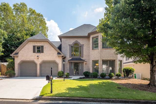 4549 Springvale Circle, Dunwoody, GA 30338 (MLS #6616986) :: Dillard and Company Realty Group