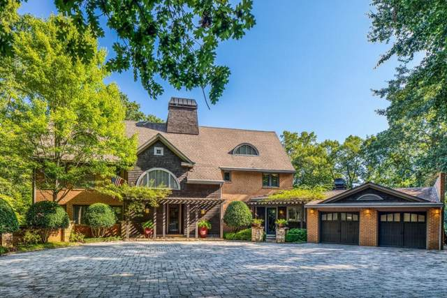 130 Habersham Waters Court, Atlanta, GA 30350 (MLS #6616990) :: Kennesaw Life Real Estate