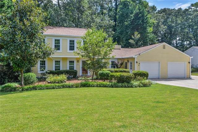 2946 Clearbrook Drive, Marietta, GA 30068 (MLS #6616995) :: North Atlanta Home Team