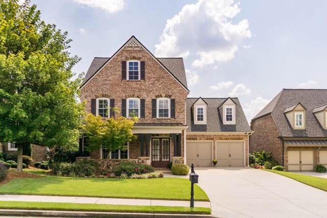 507 Five Oaks Lane, Canton, GA 30115 (MLS #6616996) :: North Atlanta Home Team