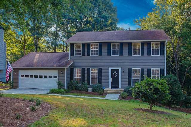 6176 Mountcreek Place, Peachtree Corners, GA 30092 (MLS #6617004) :: Path & Post Real Estate