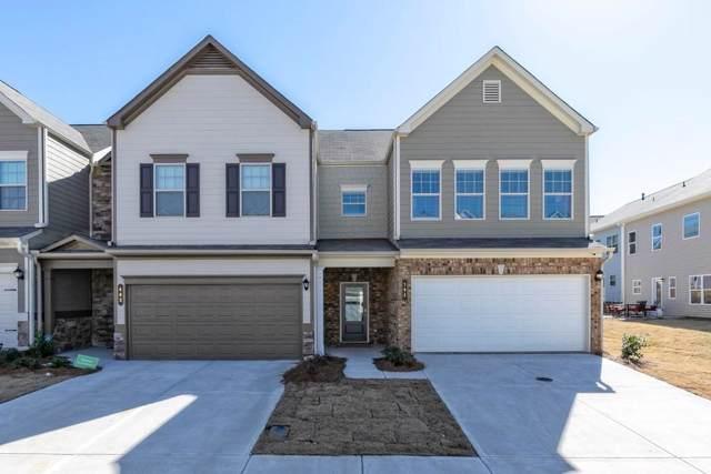 42 Rocky Knoll, Dallas, GA 30157 (MLS #6617017) :: Path & Post Real Estate