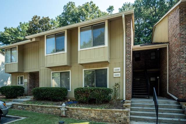 2268 Runnymead Ridge SE, Marietta, GA 30067 (MLS #6617019) :: The Heyl Group at Keller Williams