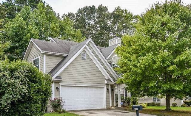 427 Windstream Drive SW, Marietta, GA 30060 (MLS #6617043) :: North Atlanta Home Team