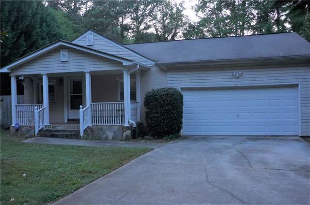 1230 Silver Hill Road, Stone Mountain, GA 30087 (MLS #6617060) :: North Atlanta Home Team