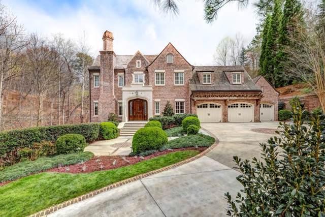 979 Crest Valley Drive, Atlanta, GA 30327 (MLS #6617076) :: The Heyl Group at Keller Williams