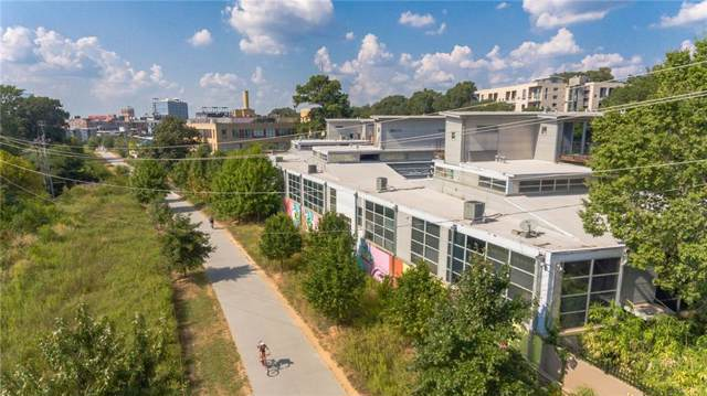 400 Village Parkway NE #111, Atlanta, GA 30306 (MLS #6617080) :: The Heyl Group at Keller Williams