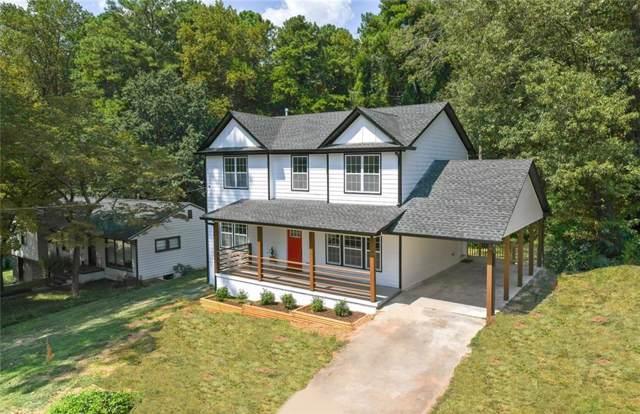1614 Wainwright Drive SE, Atlanta, GA 30316 (MLS #6617082) :: The Heyl Group at Keller Williams