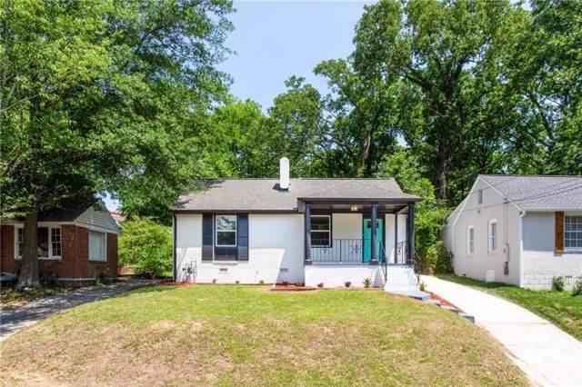 1673 Browning Street SW, Atlanta, GA 30314 (MLS #6617090) :: North Atlanta Home Team