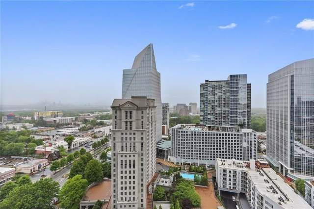 3324 Peachtree Road NE #2316, Atlanta, GA 30326 (MLS #6617109) :: RE/MAX Prestige