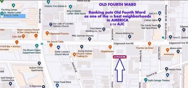 0 Howell Street SE, Atlanta, GA 30312 (MLS #6617112) :: The Heyl Group at Keller Williams