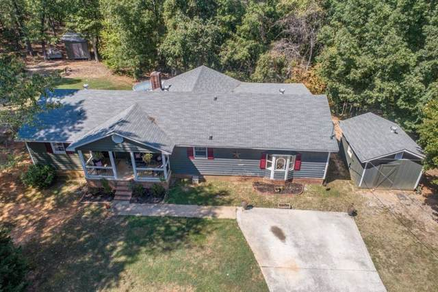 820 Brewster Field Road, Cedartown, GA 30125 (MLS #6617114) :: North Atlanta Home Team