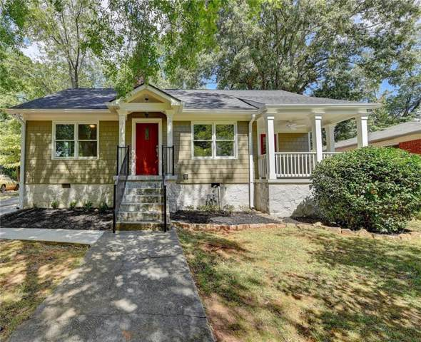 861 Erin Avenue, Atlanta, GA 30310 (MLS #6617116) :: North Atlanta Home Team