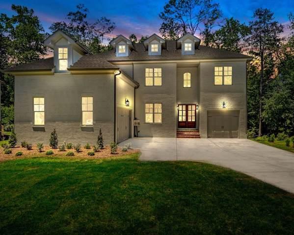 1417 Siesta Lane, Marietta, GA 30062 (MLS #6617119) :: North Atlanta Home Team