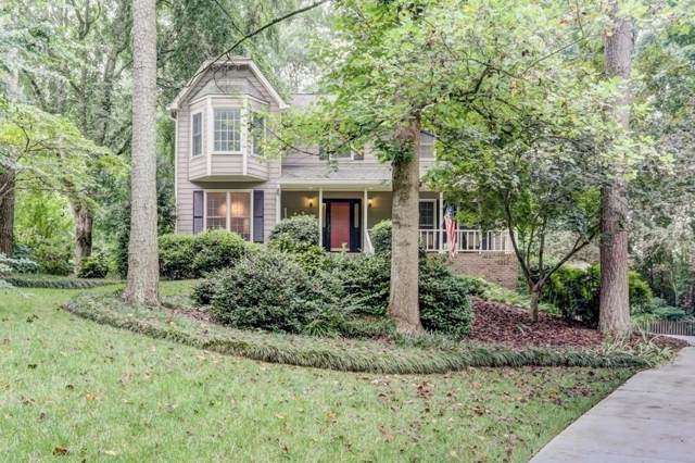 3456 Shawnee Trail SE, Smyrna, GA 30080 (MLS #6617135) :: North Atlanta Home Team