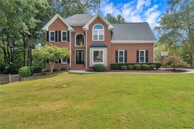 851 Locust Grove Court, Alpharetta, GA 30004 (MLS #6617162) :: North Atlanta Home Team