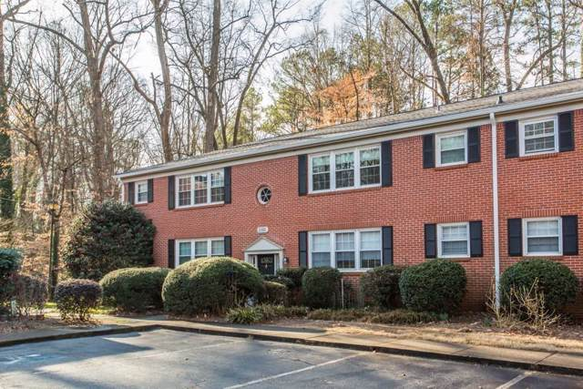 2355 Henderson Mill Road NE #7, Atlanta, GA 30345 (MLS #6617167) :: The Heyl Group at Keller Williams