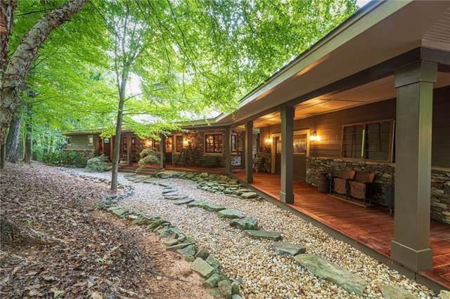 102 Cardinal Cove, Big Canoe, GA 30143 (MLS #6617178) :: North Atlanta Home Team