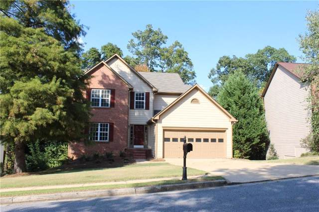 2859 Savannah Walk Lane, Suwanee, GA 30024 (MLS #6617181) :: The Heyl Group at Keller Williams