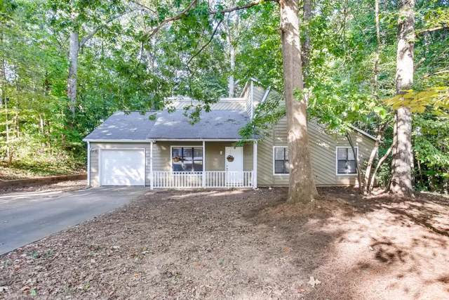 3318 Country Creek Drive NW, Kennesaw, GA 30152 (MLS #6617197) :: The Heyl Group at Keller Williams