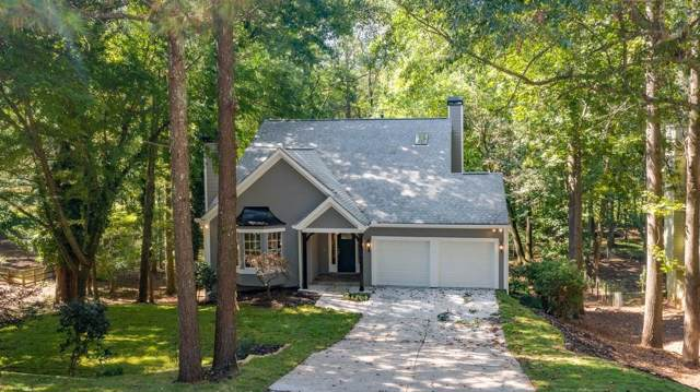 12020 Wallace Woods Lane, Alpharetta, GA 30004 (MLS #6617225) :: North Atlanta Home Team