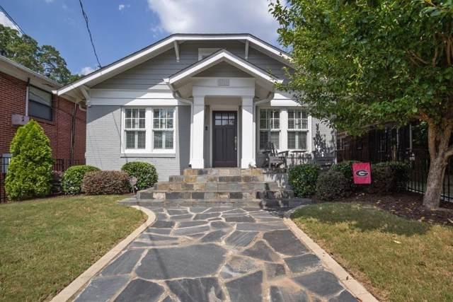 1020 Greenwood Avenue NE, Atlanta, GA 30306 (MLS #6617251) :: Dillard and Company Realty Group