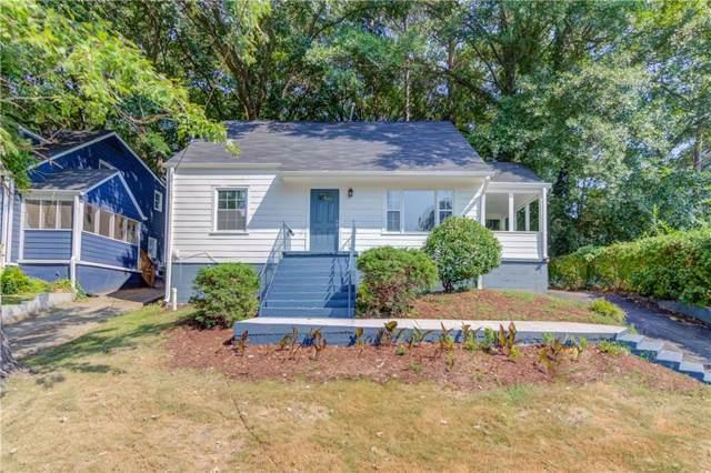 1177 Merrill Avenue, Atlanta, GA 30350 (MLS #6617260) :: Kennesaw Life Real Estate