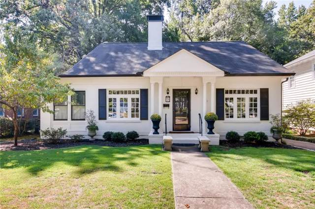 3 Fairfield Plaza, Avondale Estates, GA 30002 (MLS #6617280) :: The Zac Team @ RE/MAX Metro Atlanta