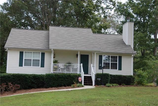 1865 Ball Ground Road, Ball Ground, GA 30107 (MLS #6617289) :: Path & Post Real Estate
