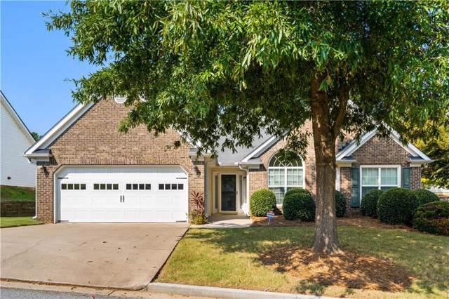 2818 Hillvale Cove Way, Lithonia, GA 30058 (MLS #6617294) :: The Heyl Group at Keller Williams