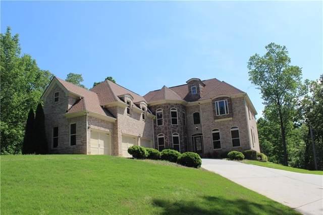 8945 Private Cove Drive, Gainesville, GA 30506 (MLS #6617320) :: RE/MAX Paramount Properties
