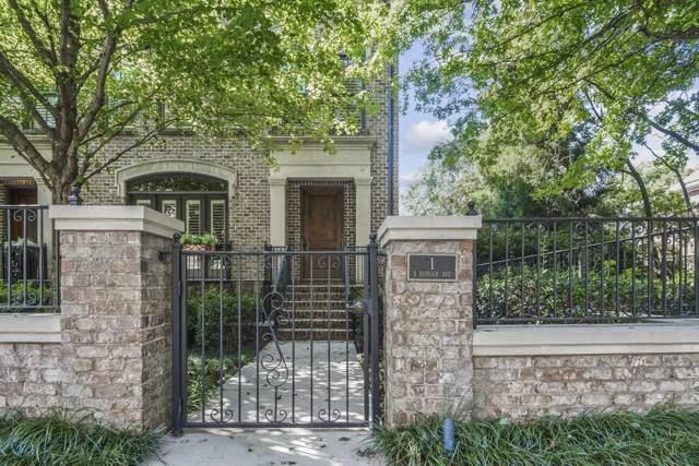 8 Honour Avenue NW #1, Atlanta, GA 30305 (MLS #6617323) :: Dillard and Company Realty Group