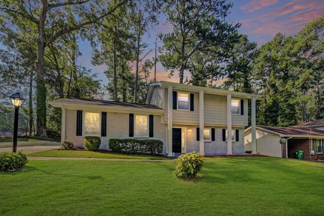 2637 Elkhorn Drive, Decatur, GA 30034 (MLS #6617332) :: The Cowan Connection Team