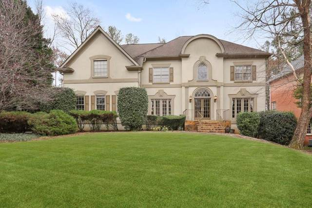 9345 Nesbit Lakes Drive, Alpharetta, GA 30022 (MLS #6617364) :: RE/MAX Paramount Properties