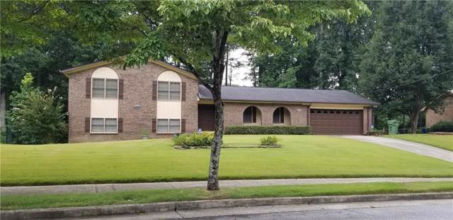 2694 Peyton Woods Trail SW, Atlanta, GA 30311 (MLS #6617378) :: Kennesaw Life Real Estate