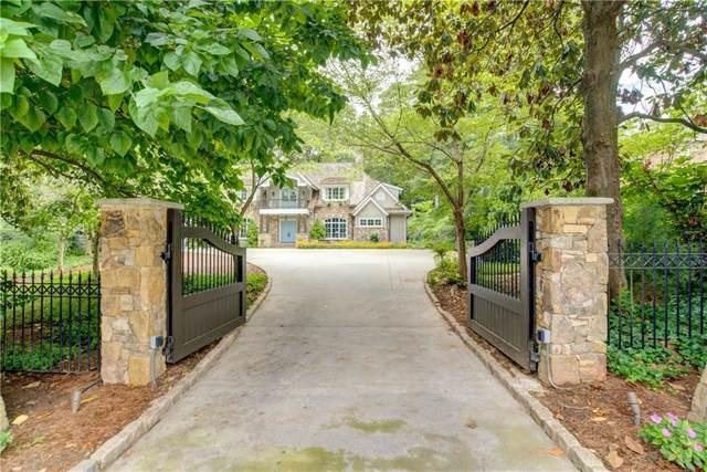915 W Wesley Road NW, Atlanta, GA 30327 (MLS #6617410) :: Dillard and Company Realty Group